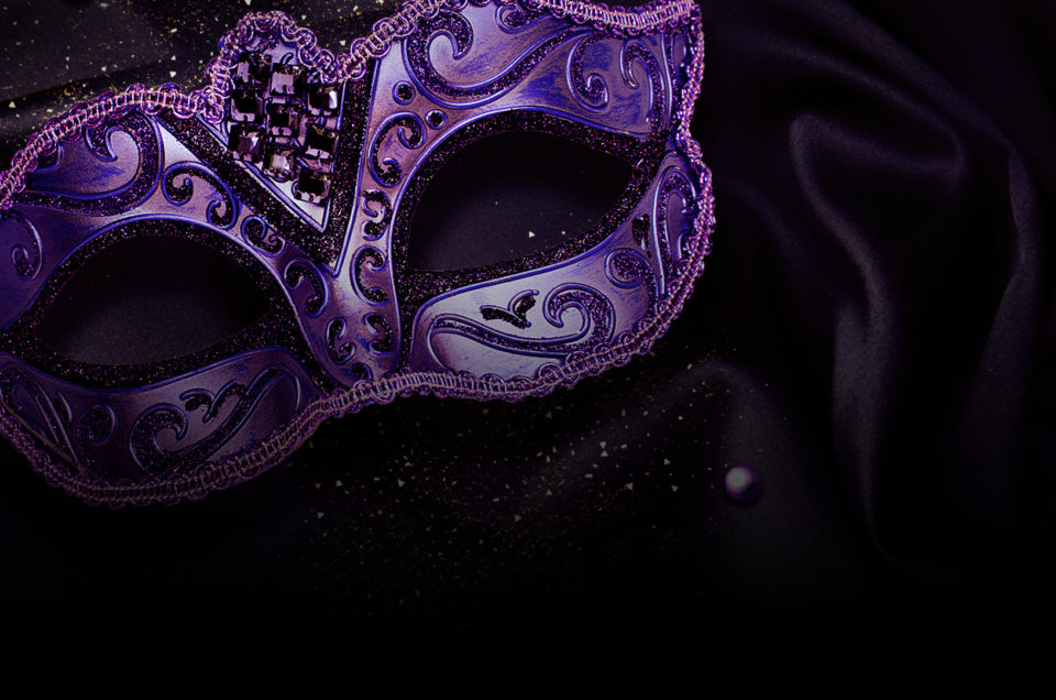 Mardi Gras Masquerade is delayed until March 1st 2022