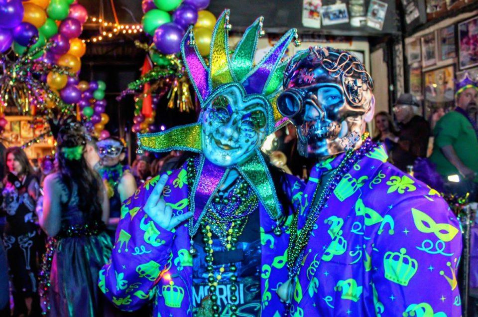 The Masquerade Dress Code