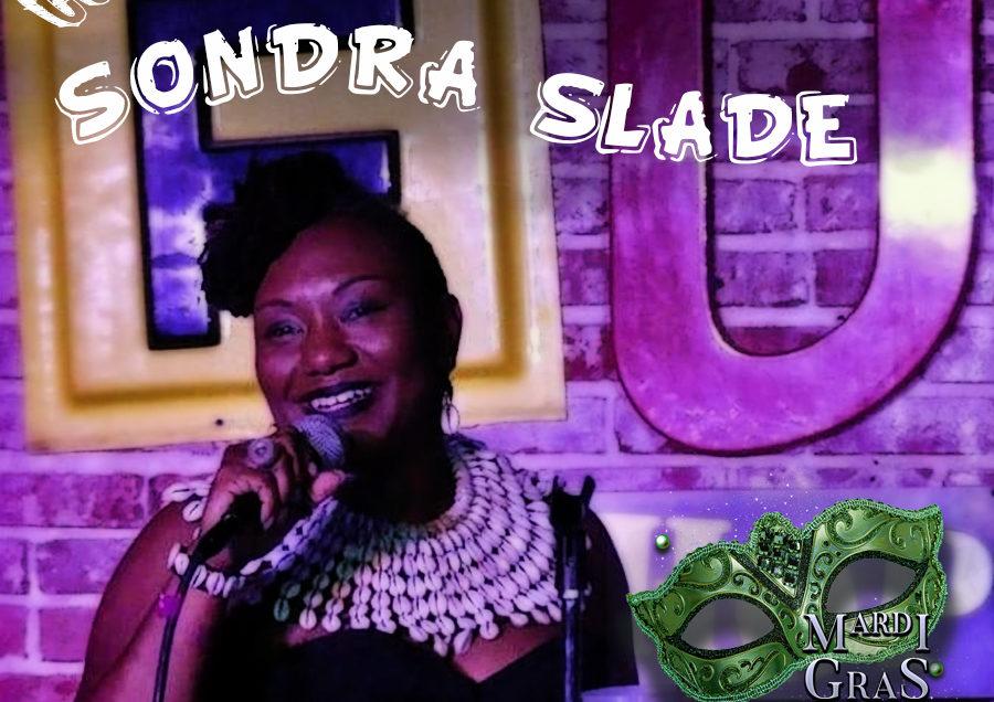 Sondra Slade |Stand-up comedian